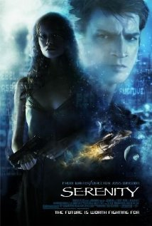 Serenity (2005) cover