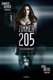 205 - Zimmer der Angst (2011) cover