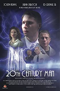 20th Century Man (2012) cover