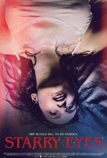 Starry Eyes 2014 poster
