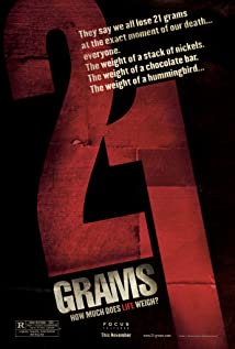 21 Grams (2003) cover