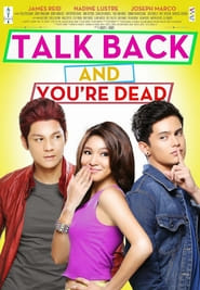Talk Back and You're Dead (2014) cover
