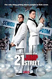 21 Jump Street (2012) cover