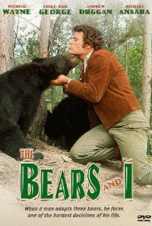 The Bears and I 1974 poster