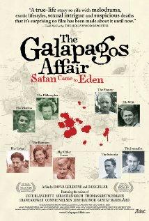 The Galapagos Affair: Satan Came to Eden 2013 poster