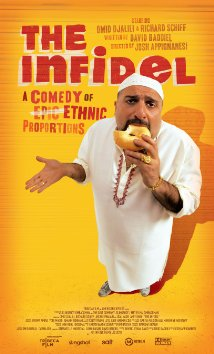 The Infidel (2010) cover