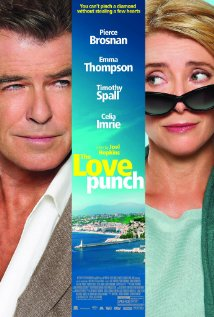 The Love Punch (2013) cover