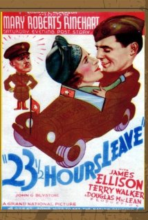 23 1/2 Hours Leave (1937) cover