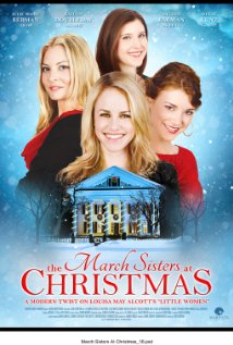 The March Sisters at Christmas (2012) cover