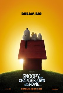 The Peanuts Movie (2015) cover