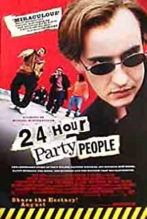 24 Hour Party People 2002 poster