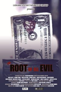 The Root of All Evil 2013 poster
