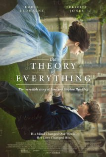 The Theory of Everything 2014 poster