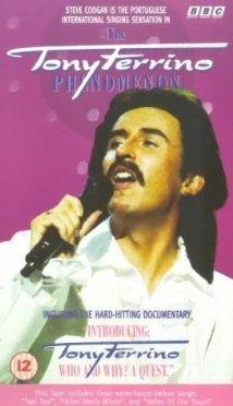 The Tony Ferrino Phenomenon (1997) cover