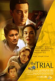 The Trial (2014) cover
