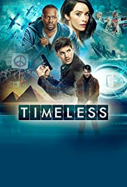 Timeless (2016) cover