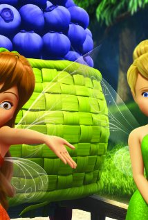 Tinker Bell and the Legend of the NeverBeast (2014) cover