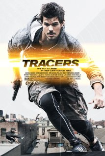 Tracers (2015) cover