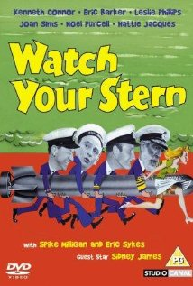 Watch Your Stern (1960) cover