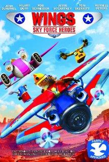 Wings: Sky Force Heroes (2014) cover