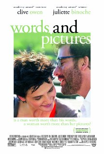Words and Pictures (2013) cover