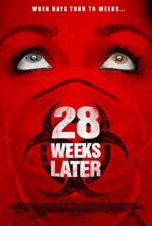 28 Weeks Later (2007) cover