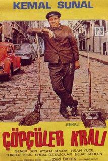 Çöpçüler Krali (1977) cover