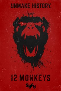 12 Monkeys (2015) cover