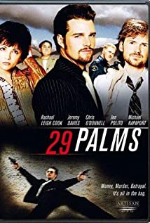 29 Palms (2002) cover