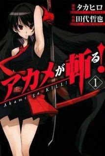Akame ga Kill! (2014) cover