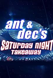 Ant & Dec's Saturday Night Takeaway 2002 poster
