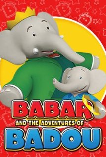 Babar and the Adventures of Badou 2010 poster