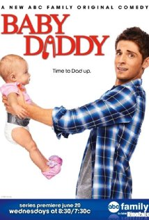 Baby Daddy (2012) cover
