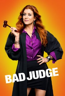 Bad Judge (2014) cover