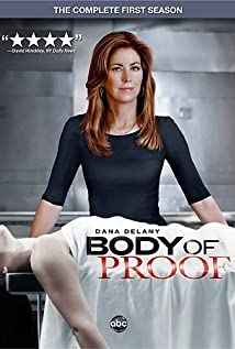 Body of Proof (2011) cover