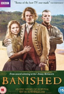 Banished (2015) cover