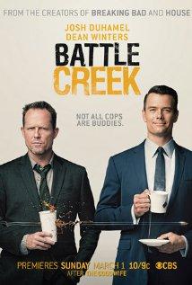 Battle Creek (2015) cover