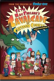 Cavalcade of Cartoon Comedy (2008) cover