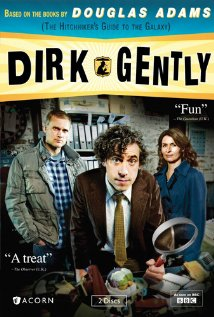 Dirk Gently (2010) cover