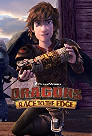 Dragons: Race to the Edge (2015) cover