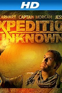 Expedition Unknown (2015) cover