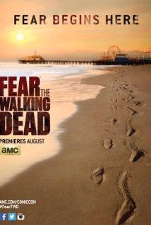 Fear the Walking Dead (2015) cover