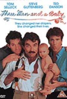 3 Men and a Baby (1987) cover