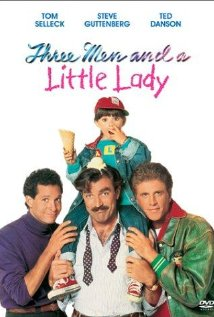 3 Men and a Little Lady (1990) cover