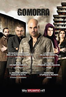 Gomorra - La serie (2014) cover