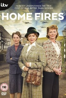 Home Fires (2015) cover