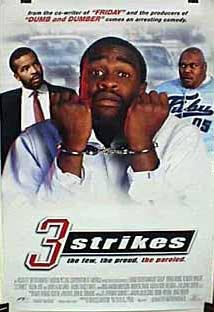 3 Strikes (2000) cover