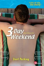 3-Day Weekend (2008) cover