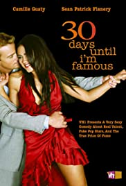 30 Days Until I'm Famous (2004) cover