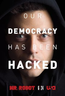 Mr. Robot (2015) cover